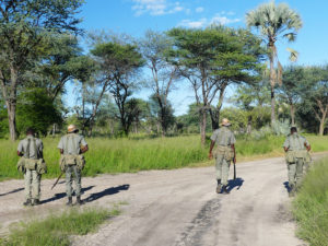 Onguma AntiPoaching Unit