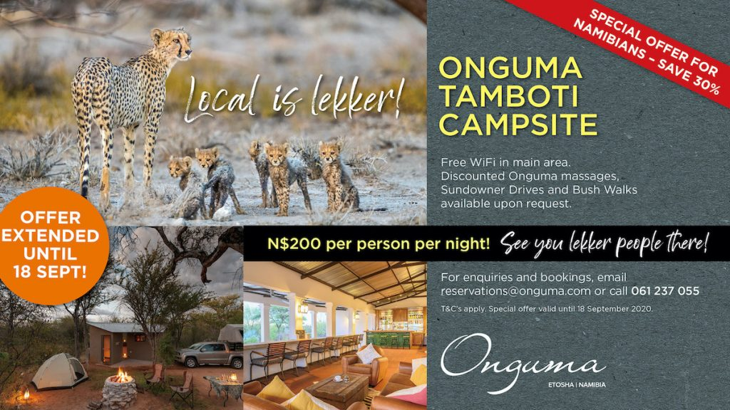 Onguma Local Namibia Special 2020