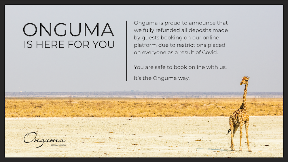 Onguma refund policy