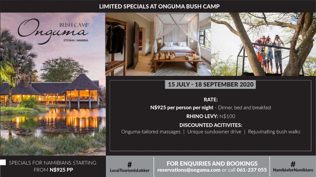 Onguma Local Namibia Special 2020